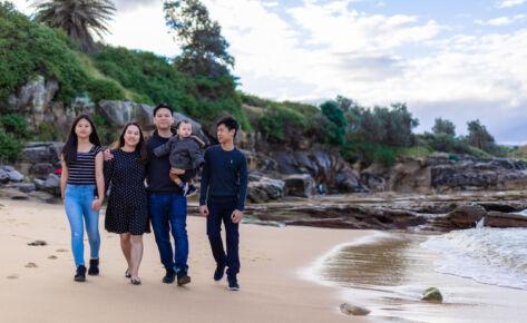 Little Bay Beach Family Photoshoot 3