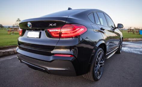 BMW X4 iii