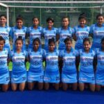 India Junior Women's Hockey Team Hold Chile Senior to 2-2 Draw