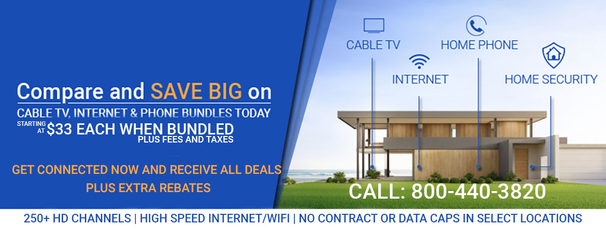 Spectrum Cable TV and Internet