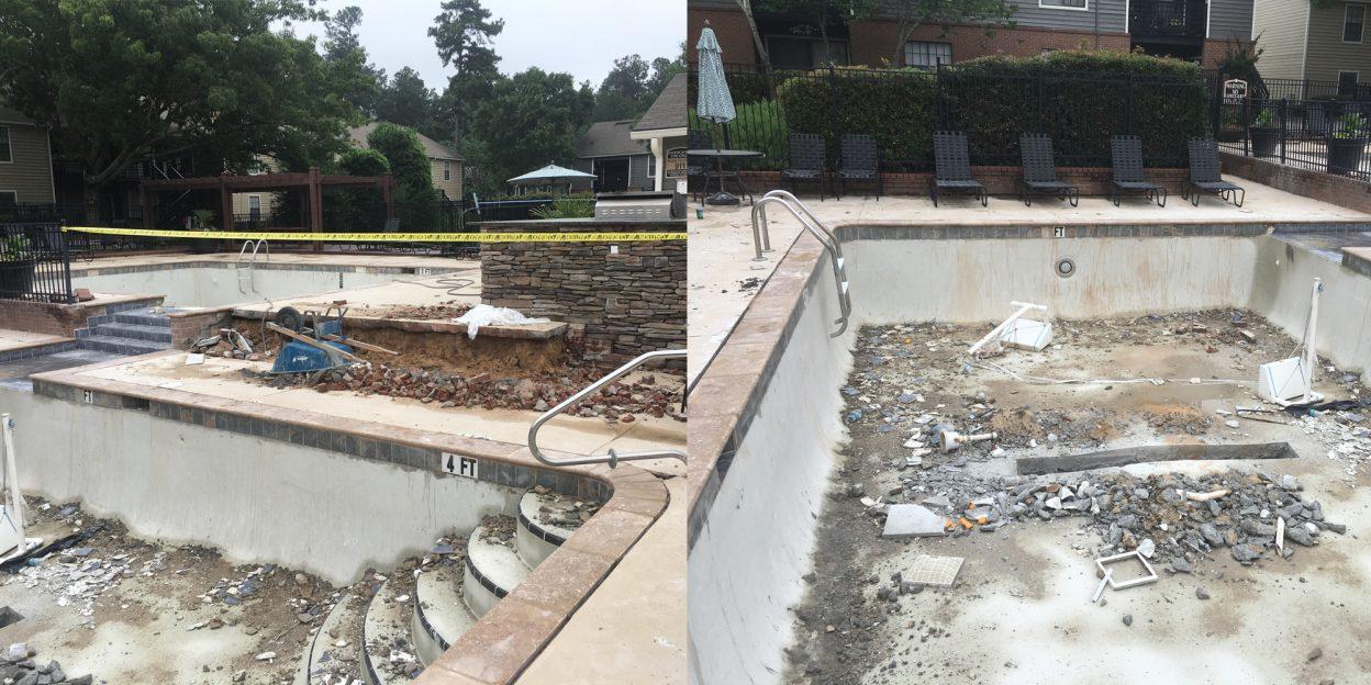 Pool Service & Pool Repair @ Maritime pools
