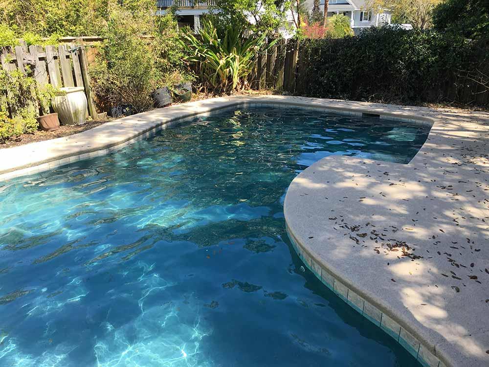 Pool Service @ Maritime pools