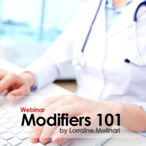 Medicare Modifiers 101