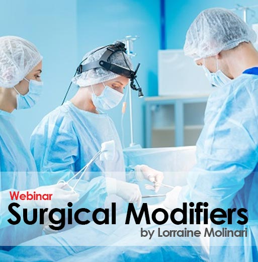 Surgical Modifiers