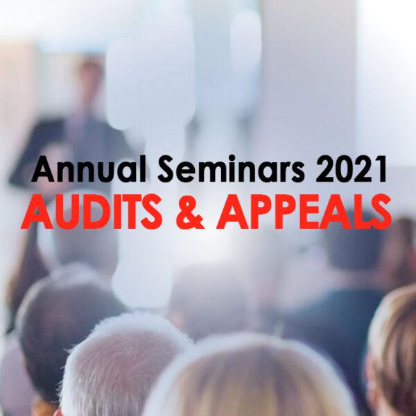 Audits & Appeals
