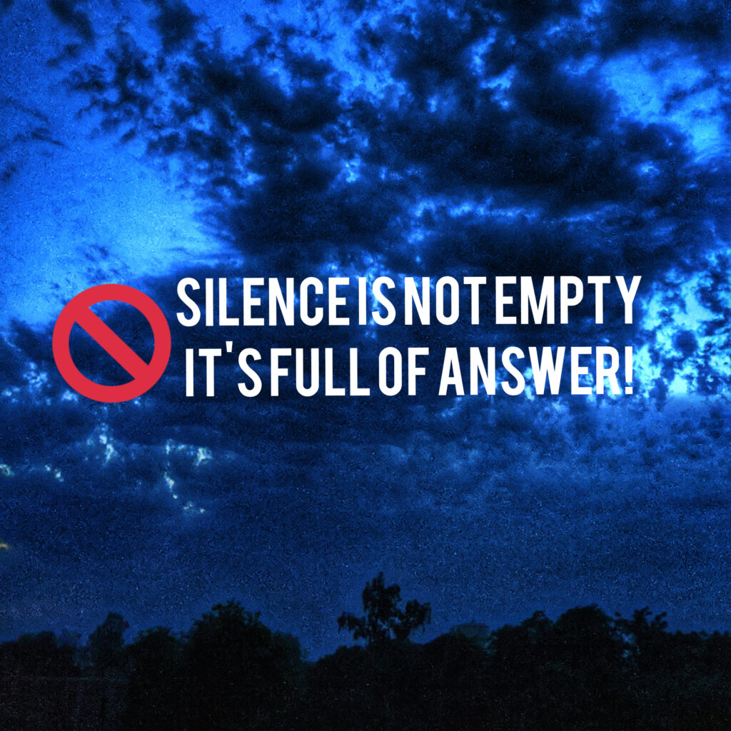 silence quotes - avinash singh