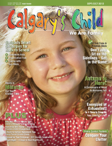 Calgary's Child magazine
