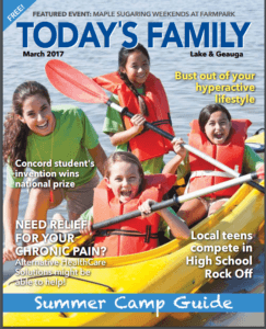 Today's Family magazine - March 2017