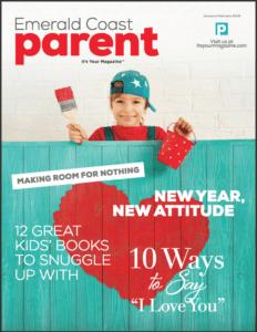 Emerald Coast Parent magazine