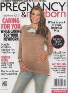 Pregnancy & Newborn magazine - Nov 2017