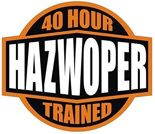 HAZWOPER Trained