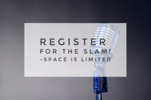 Register for the Slam