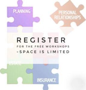Register for the Workshops
