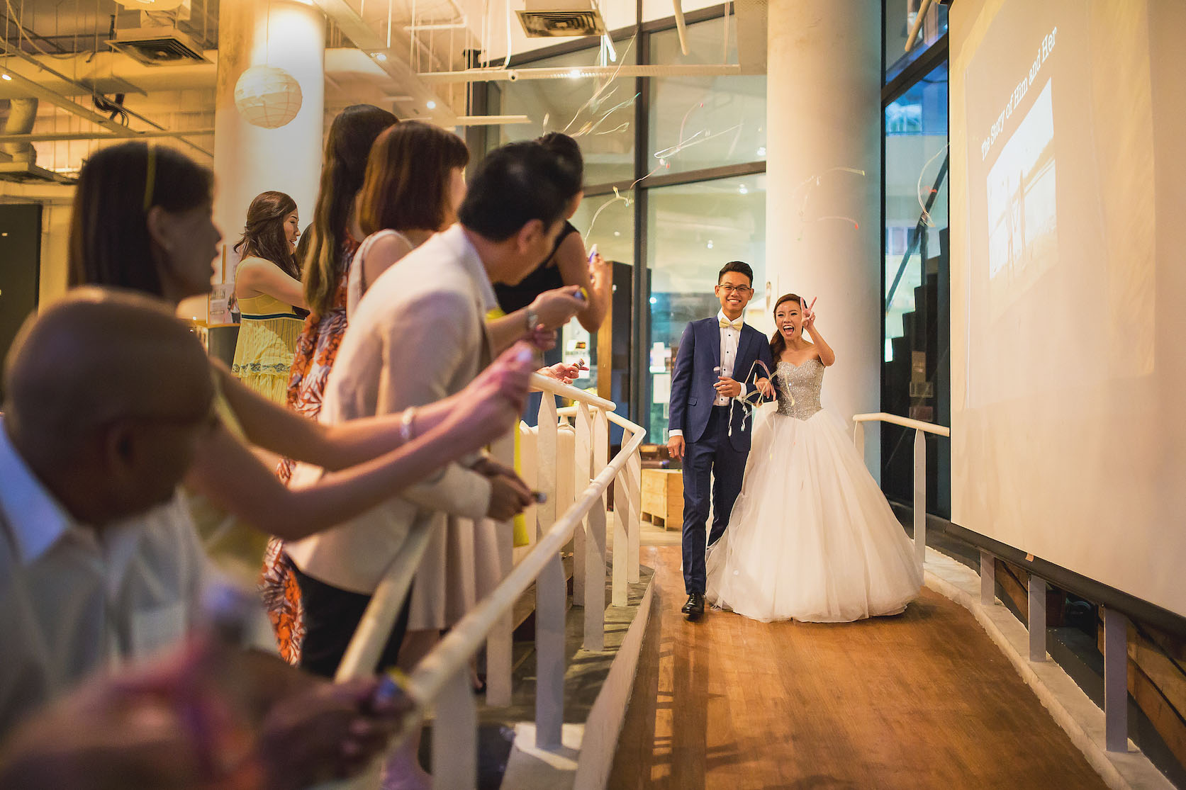 Xael & Amber Wedding renatus Photography