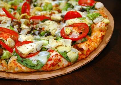 veggie-pizza