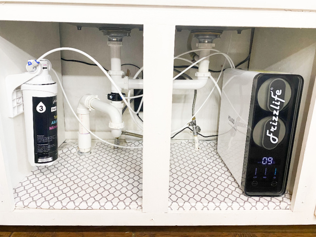 Frizzlife PS600 Reverse Osmosis Water Filtration System
