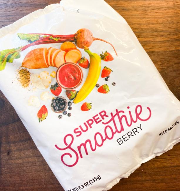 SmmothieBox Berry Smoothie Mix