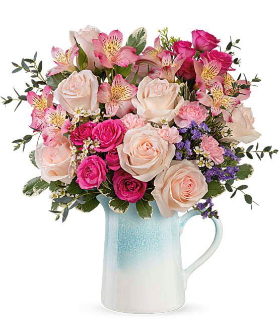 Teleflora's Fabulous Farmhouse Bouquet