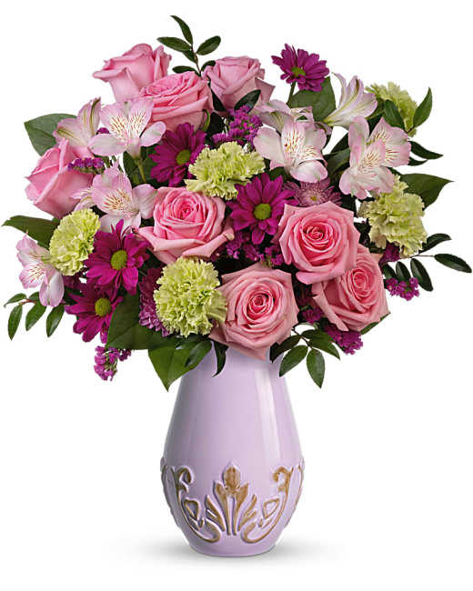 Teleflora's French Lavender Bouquet