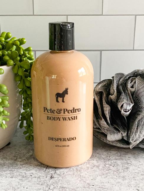 Pete & Pedro DESPERADO Body Wash