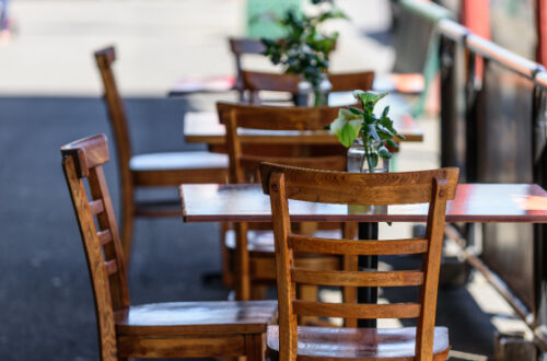 Restaurant Dining Chairs