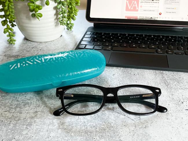 Zenni Blue Light Glasses