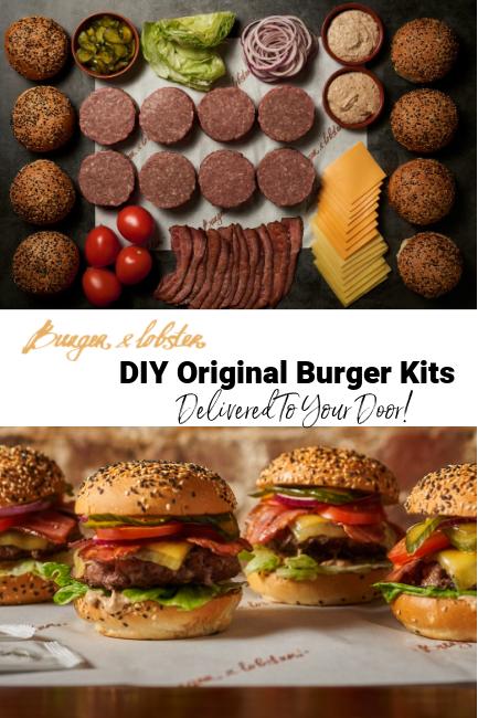 Original Burger Kits