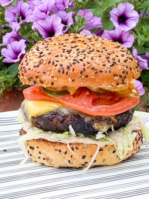 Original Burger from Burger & Lobster