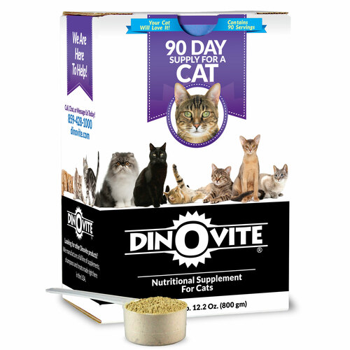 Dinovite for Cats