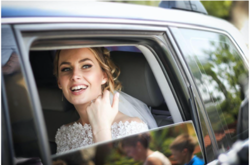 Booking your wedding limo