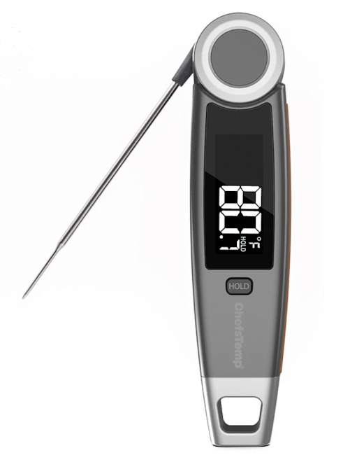 ChefsTemp Finaltouch X10 meat thermometer