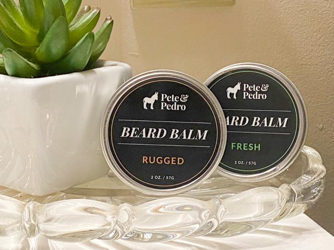 Beard Balm Duo