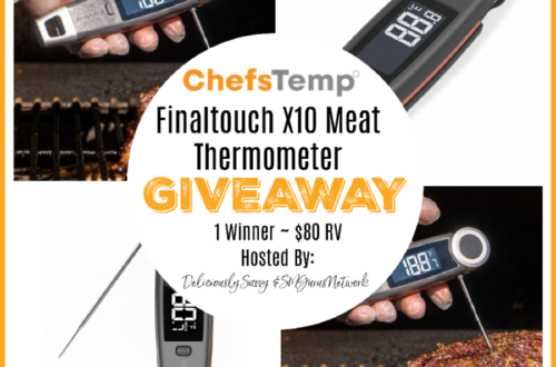 ChefsTemp Giveaway