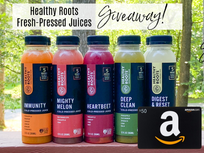 Healthy Roots Giveaway