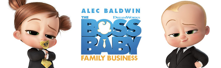 The Boss Baby: Family Business Giveaway