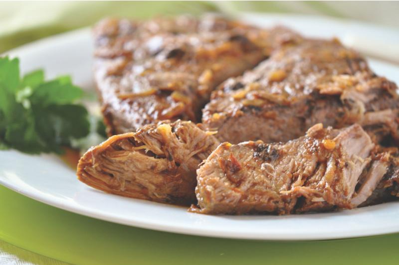 Holly Clegg's Beef Brisket