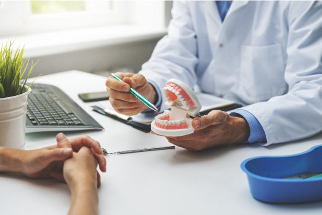 dental visits during COVID-19 pandemic