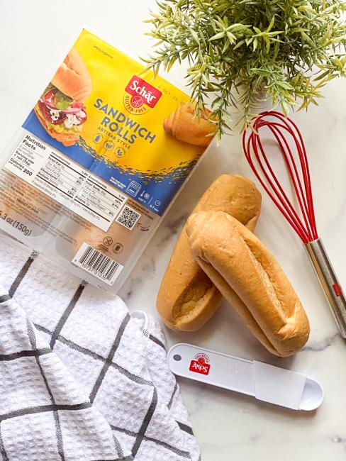 Schar Artisanal Sandwich Rolls