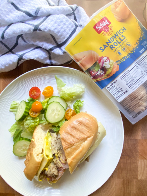 Pulled Pork Cuban sandwich