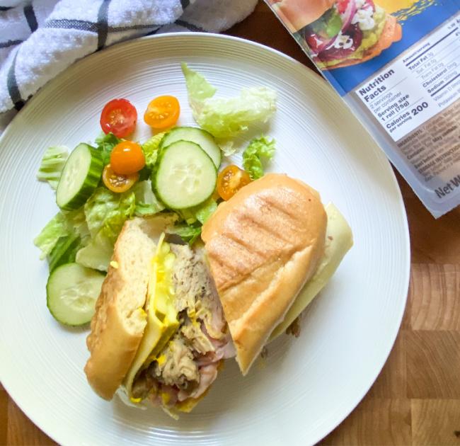 Pulled Pork Cuban Sandwich Recipe