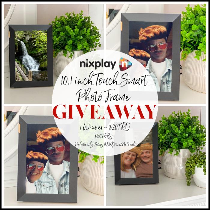 Nixplay Giveaway