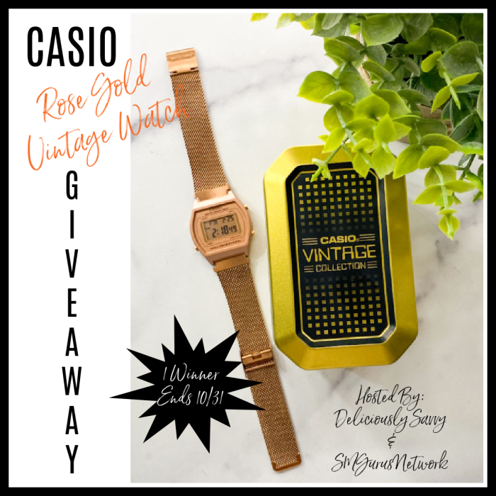 Casio Giveaway