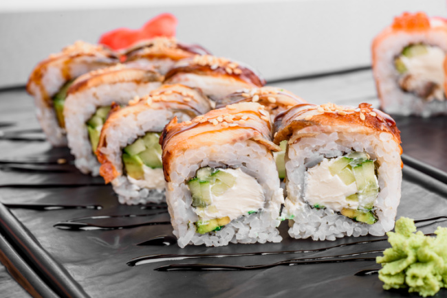 Japanese dishes to try