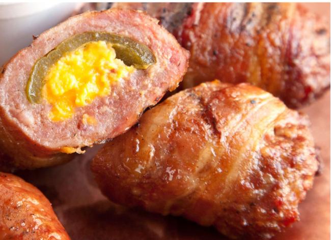 Southside Market Sausage Slammers
