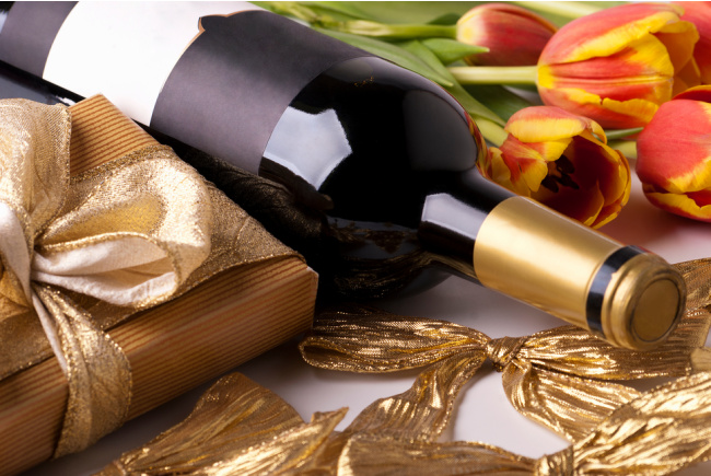 wine as a gift