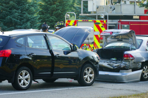 injuries from car collisions