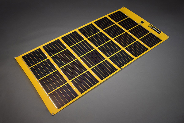 200W<br/> Rollable Solar Charging Kit