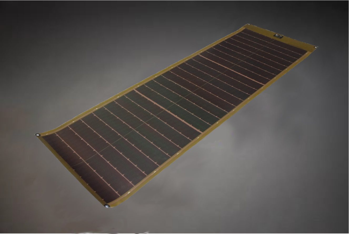 80W<br/> Rollable Solar Charger
