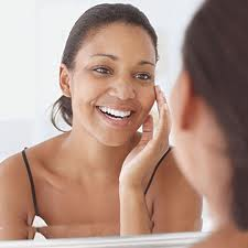 value yourself, black woman mirror, look in mirror