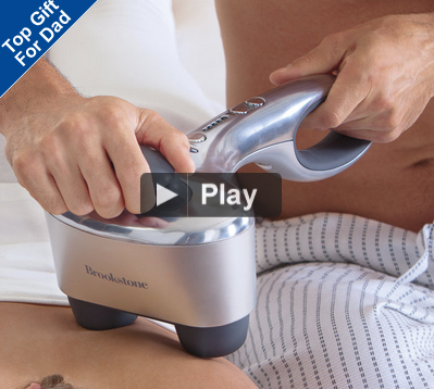 Last Minute Father's Day Gift Ideas from Brookstone